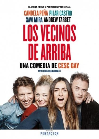 Los vecinos de arriba - Cesc Gay