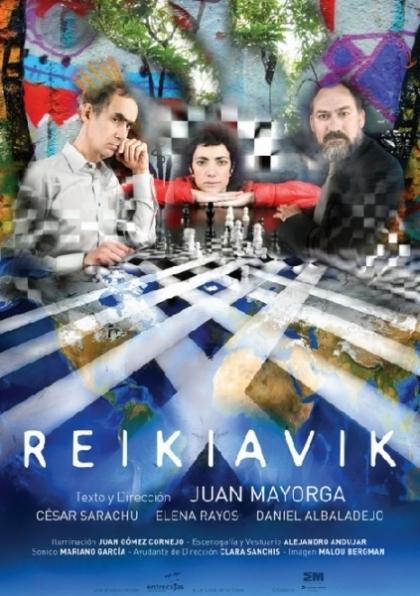 Reikiavik - Juan Mayorga