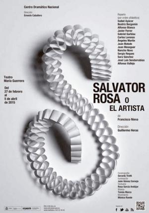 Salvator Rosa o el artista - CDN